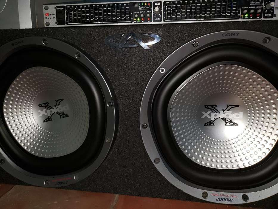 Subwoofer Sony
