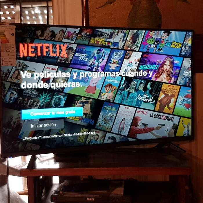 SMART TV 43 FULL HD NOBLEX EA43X5100 NETFLIX, YOUTUBE