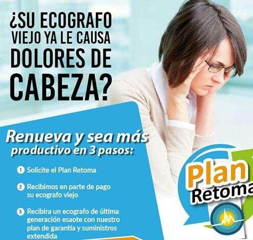 Ultrasonidos Ecografos Plan Retoma