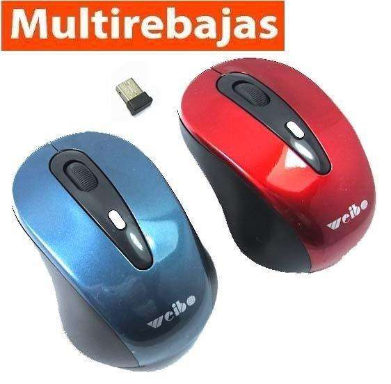 Original Mouse Inalambrico Wireless Pc <strong>laptop</strong> Marca Weibo