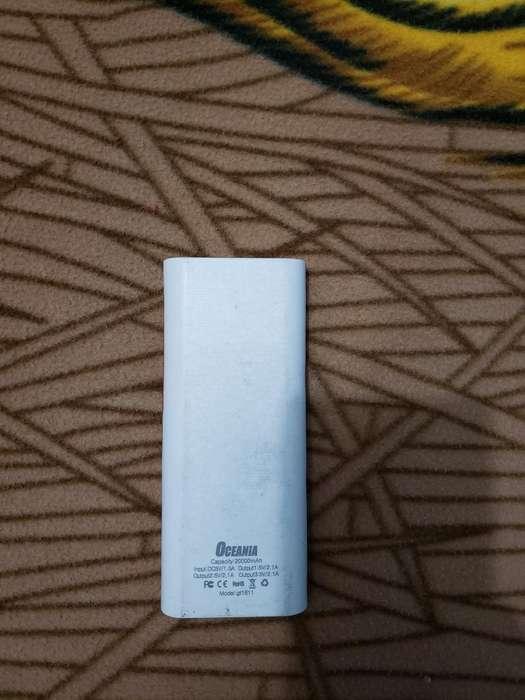 Batería Externa Marca Samsung 24000 Amp