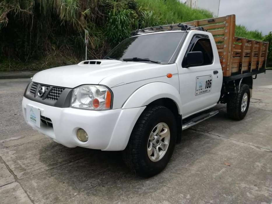 Nissan Frontier D22 2.5 Diésel 4x4 Mec. (186) 2013