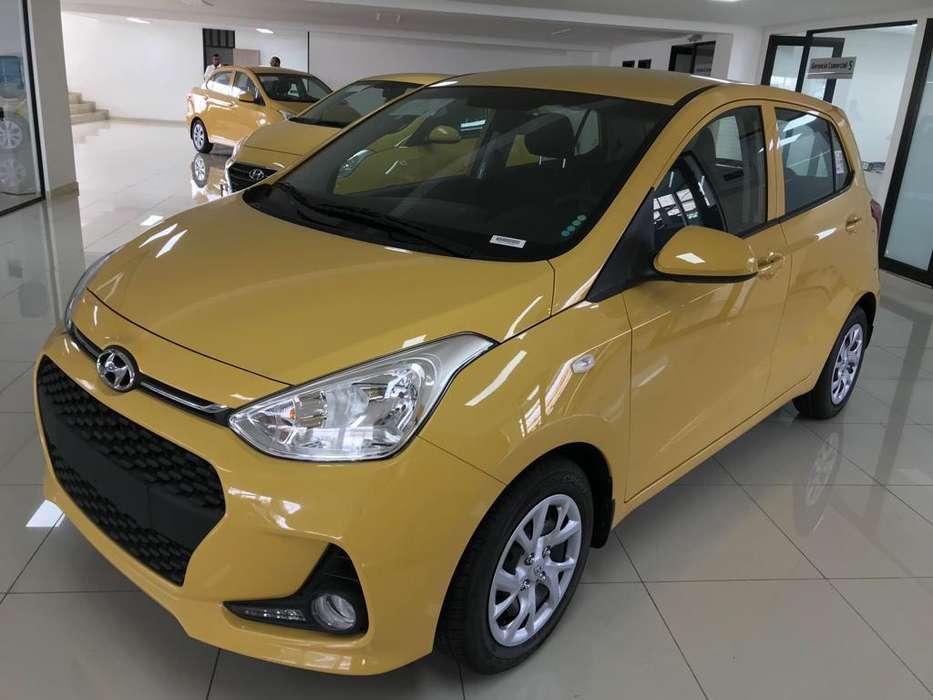 Taxi Hyundai I10 2019