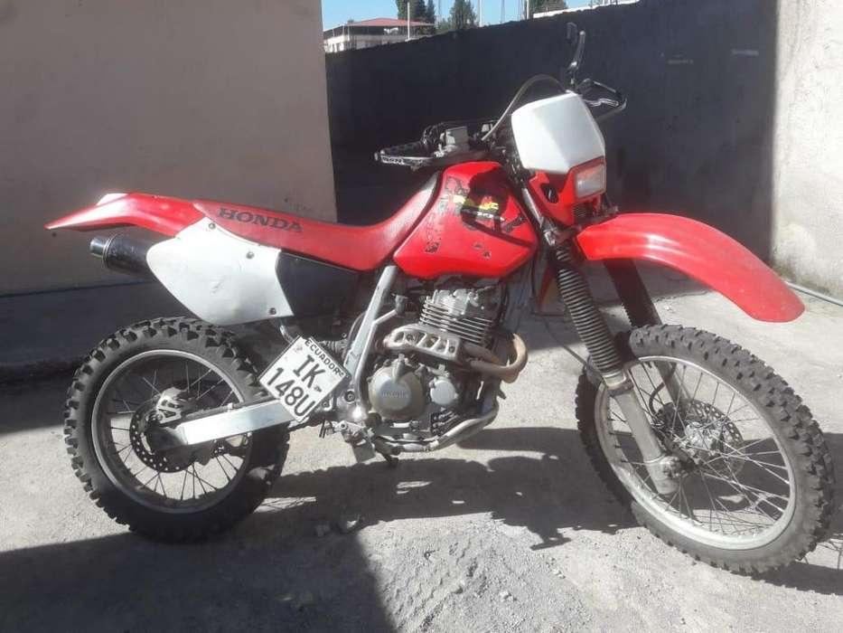 <strong>honda</strong> XR 400