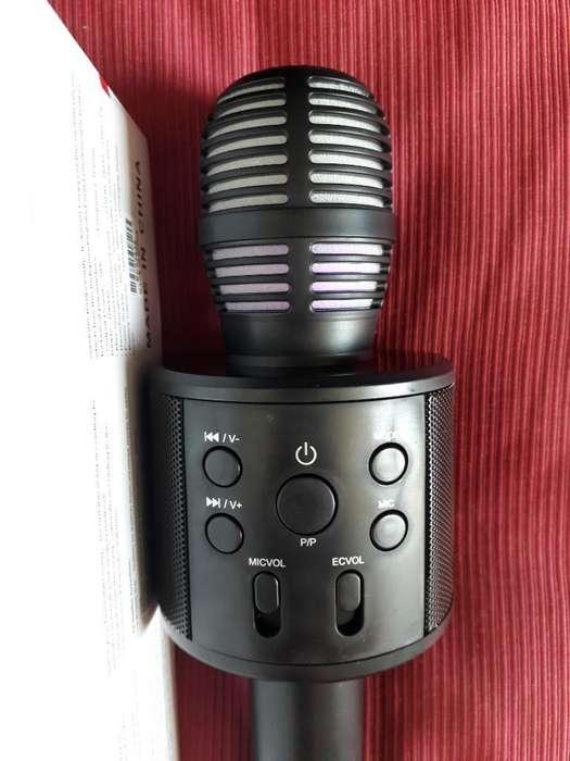 Microfono para <strong>karaoke</strong> Nvo.en Caja