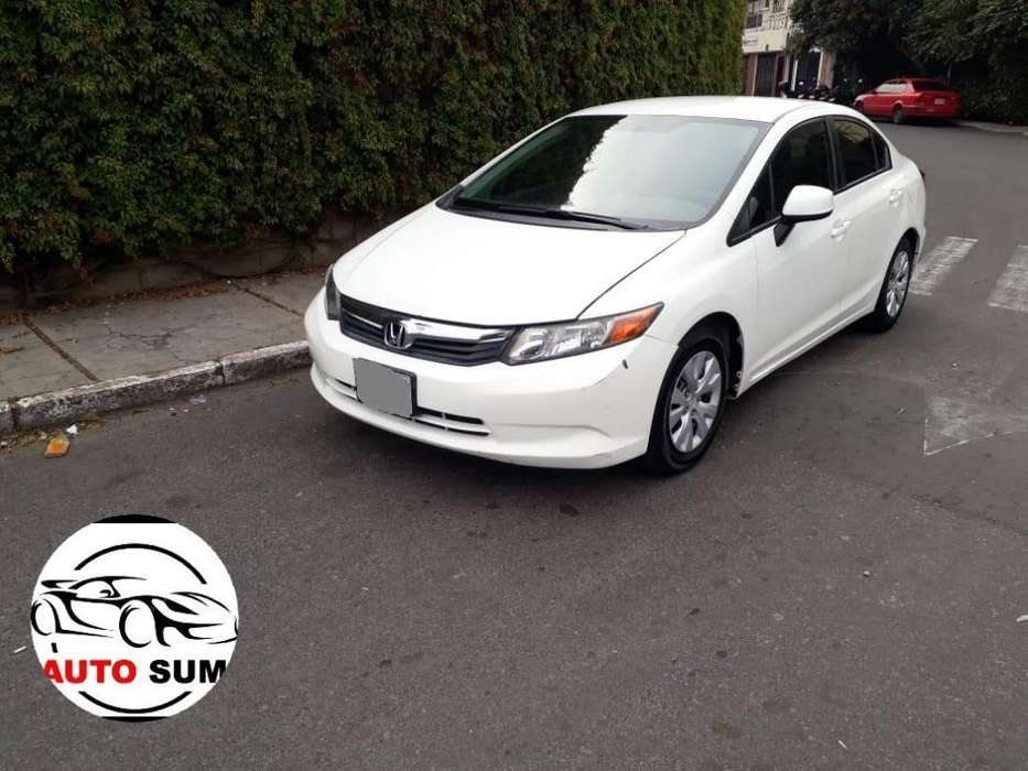 Honda Civic 2012 - 155800 km