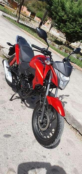 Se Vende Moto Lineal Honda Cb 125f Twist