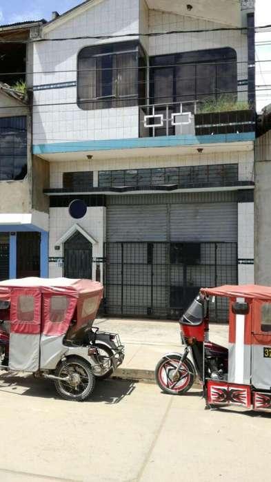 Alquilo Local Comercial Satipo 80m2 TRES PISOS