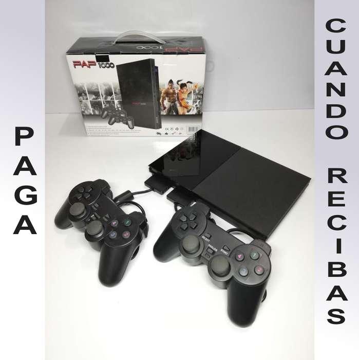 Consola PAP1000 Retro, Arcade