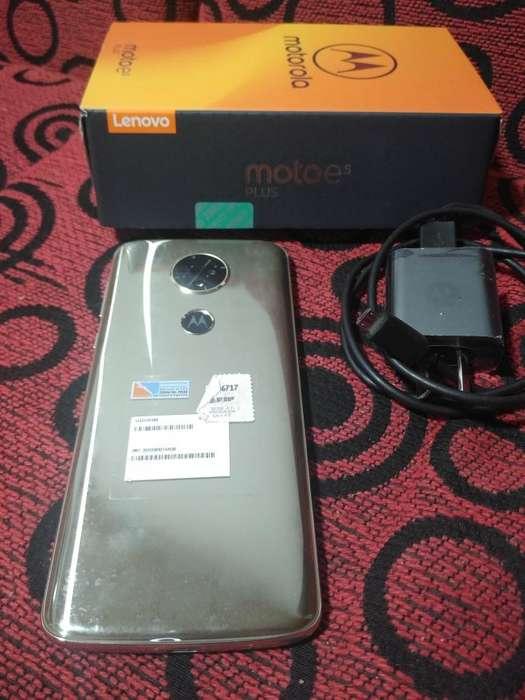 Vendo Motorola E Plus 5