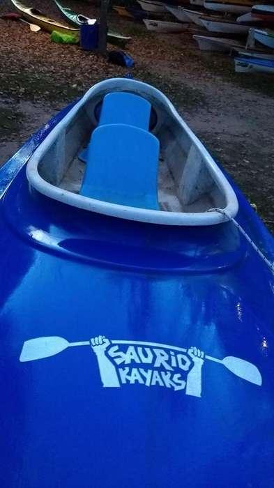 Kayak Doble Abierto Saurio