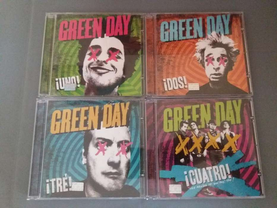 Green Day Trilogia Documental
