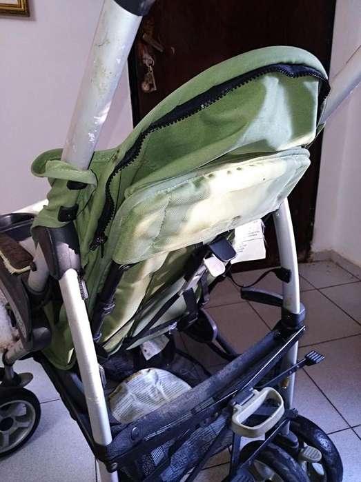 Para salir de paseo con tu bebe Cochecito Chicco