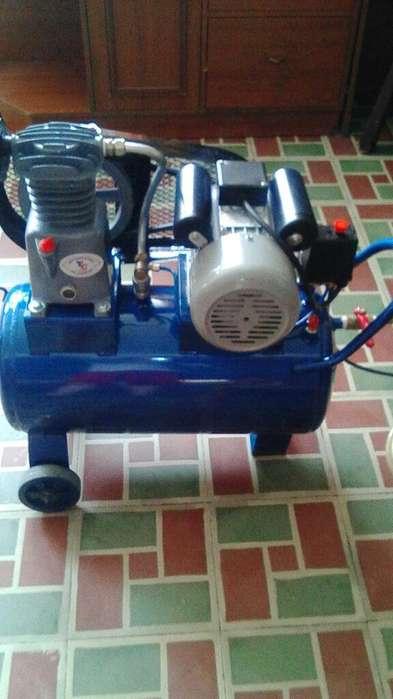 Vendo Compresor Nuevo 120 Lbs