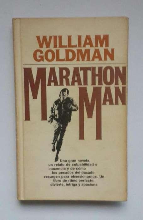Marathon man por William Goldman