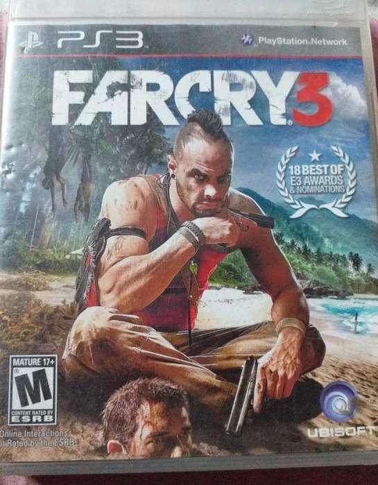 Far Cry 3 para Ps3 en Excelente Estado