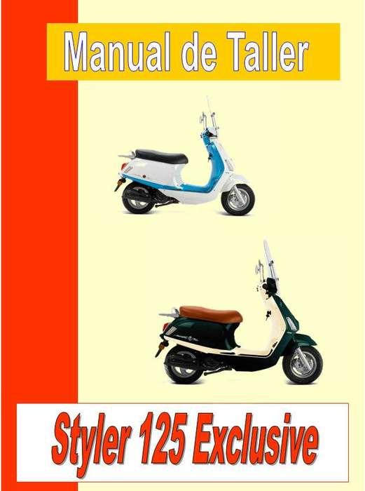 Zanella Styler Exclusive Manual de taller para motos Zanella