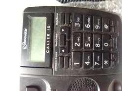 Vendo Dos Telefonos Fijos con Id