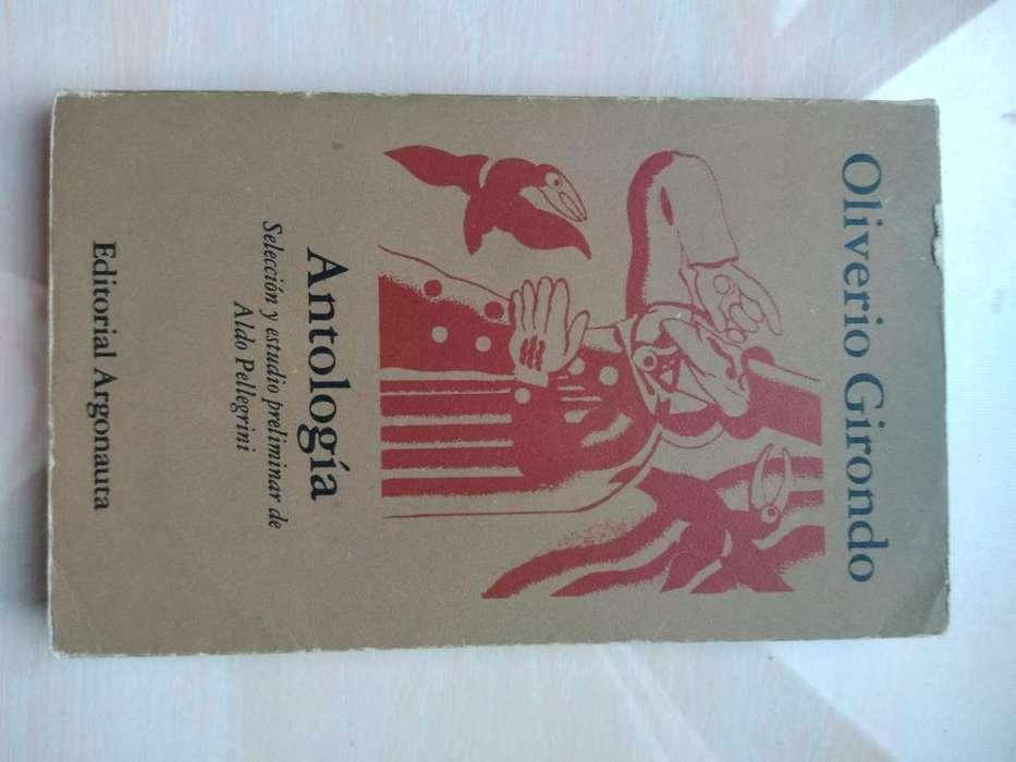 Oliverio Girondo Antologia