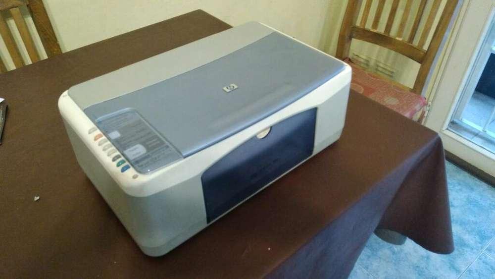 Impresora Multifunción Hp 1210