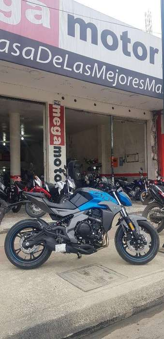 Cf Moto 400nk 2019 0km