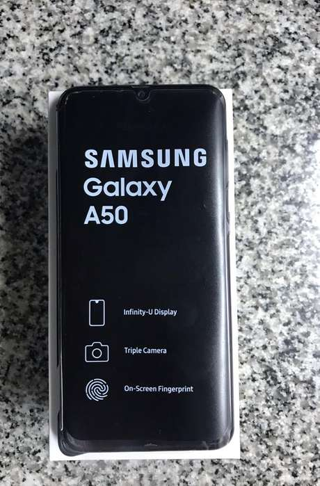 Samsung A50 64GbTarjeta de Memoria 64Gb