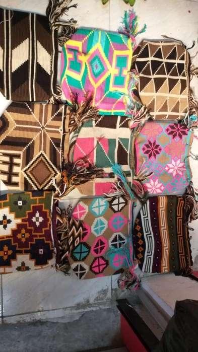 Mochilas Wayuu Original