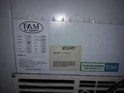 Freezer 2 Puertas Fam. Usado