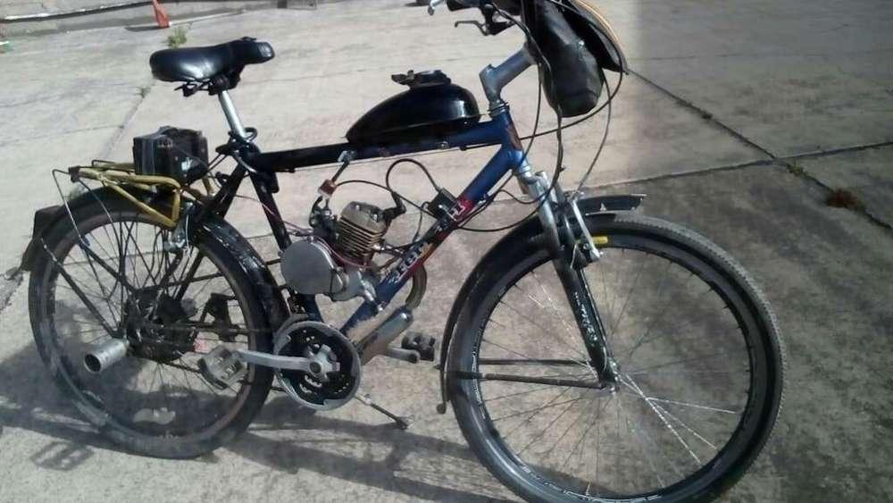 Vendo Bicimoto O Ciclomotor