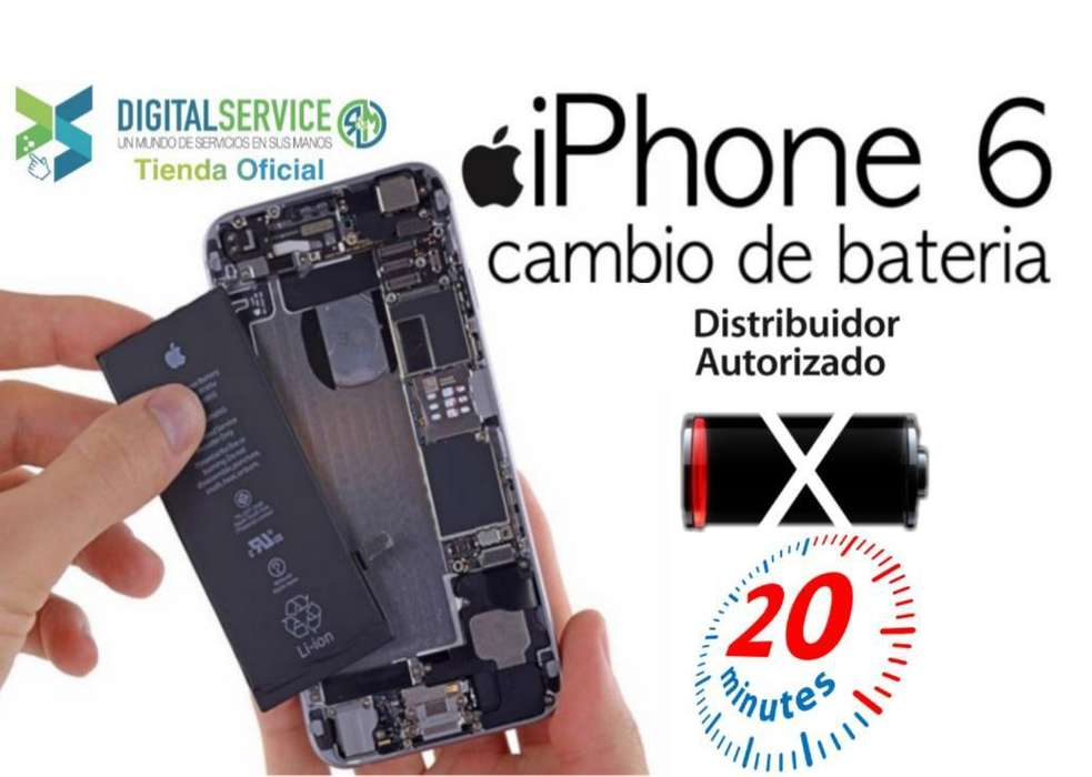 Batería para iPhone 6