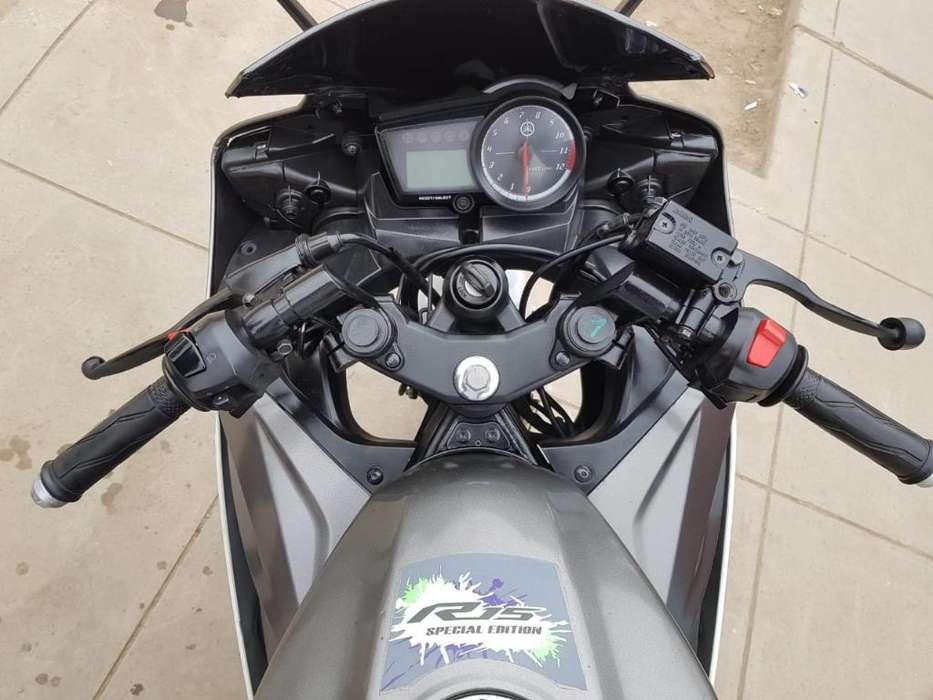 Yamaha R15 2016 Soat hasta 2020
