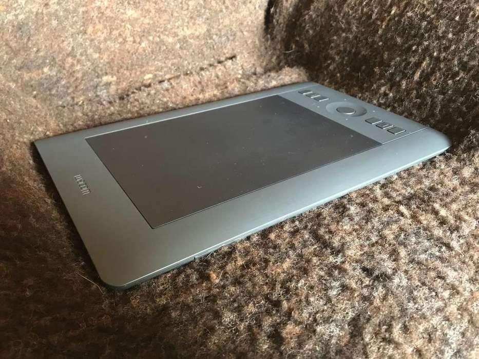 Tablet Wacom Intuos Pro Small Usada Pero En Perfecto Estado!