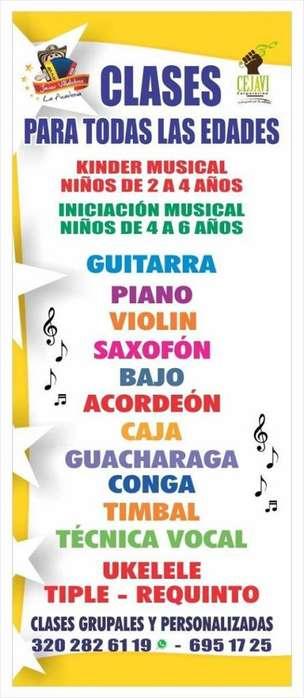 cursos de acordeon en bucaramanga