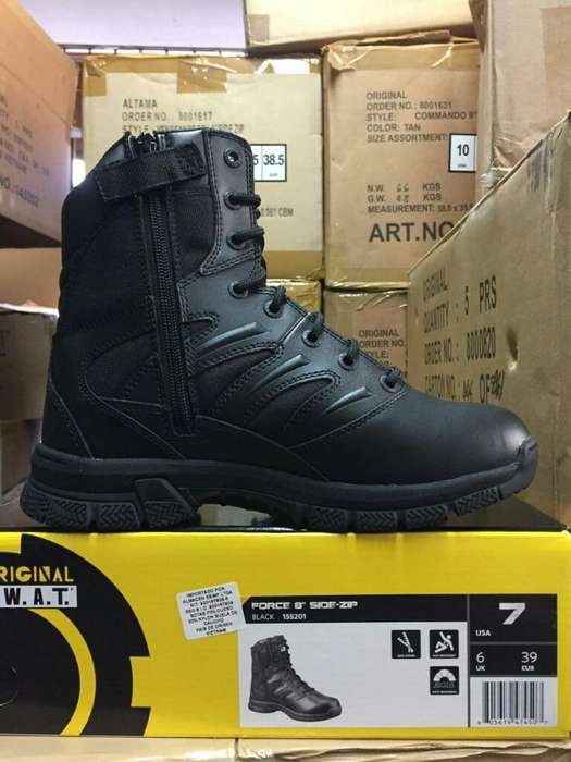 Botas Swat Force