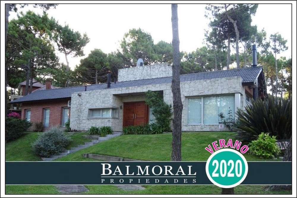 Ref: 8056 - Casa en alquiler - Pinamar, Zona Norte Tennis