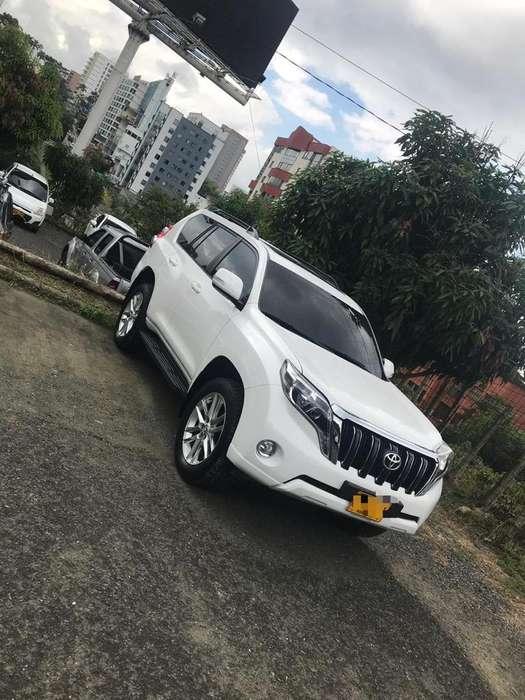 Toyota Prado 2015 - 46500 km