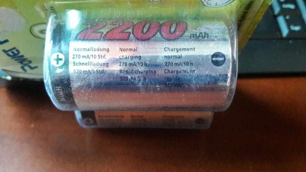 <strong>bateria</strong>s 2.200 Mah