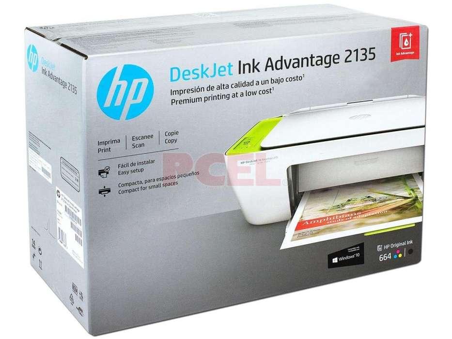 Impresora Multifuncional Hp Nueva.