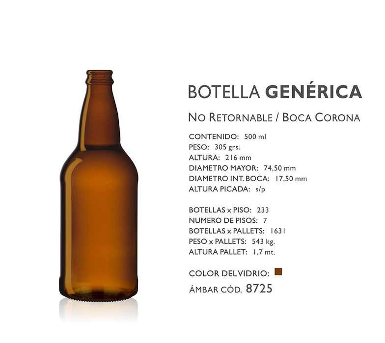 Liquido Botella nuevas Cerveza Artesanal 600cc 500cc 355cc