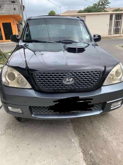 Hyundai Terracan  2012 - 283902 km