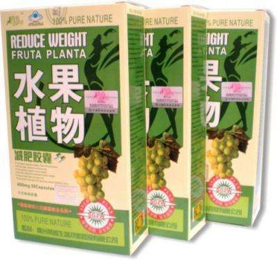 Producto para adelgazar fruta planta