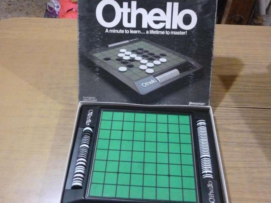 Juego de Mesa Othello Como Nuevo