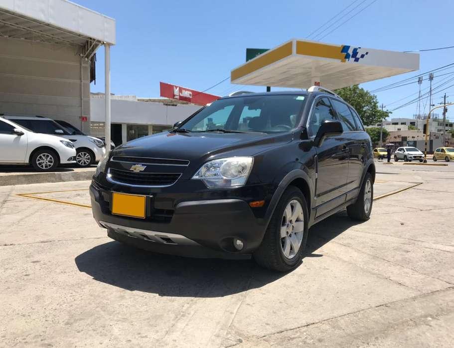 Chevrolet Captiva 2011 - 116000 km