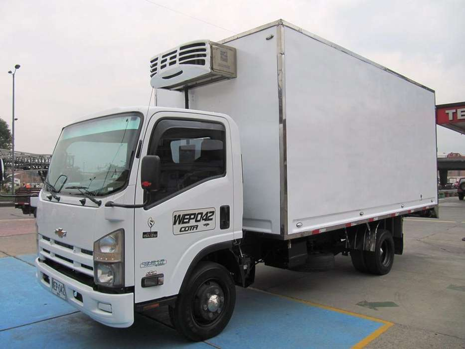 Chevrolet Nqr Thermo 2014