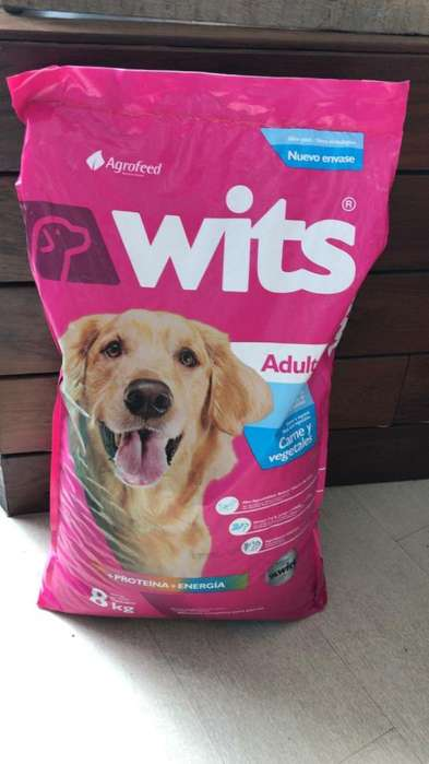 Wits 8kg Adultos