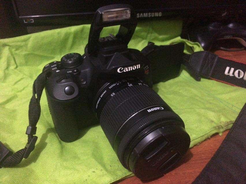 Camara Canon Eos T5I Completa
