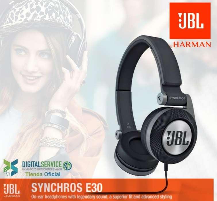Audífonos Jbl E30 Original