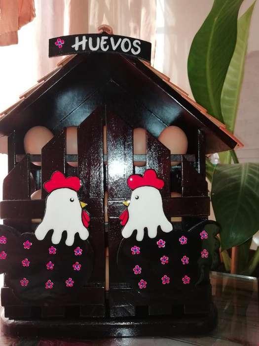 Casa para Huevos