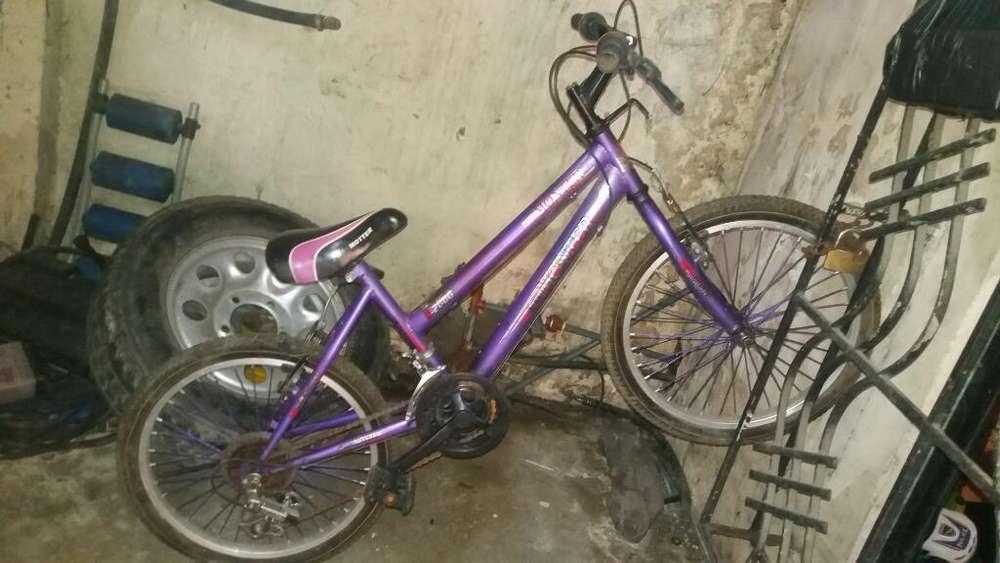 Vendo Bicicleta S-2000 Speed Monter