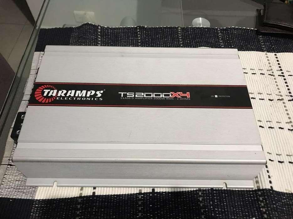 Planta Taramps Ts2000X4